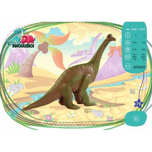 Dinosaure long cou Arias -9100