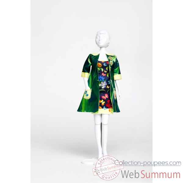 Betty jungle Dress Your Doll -S213-1004