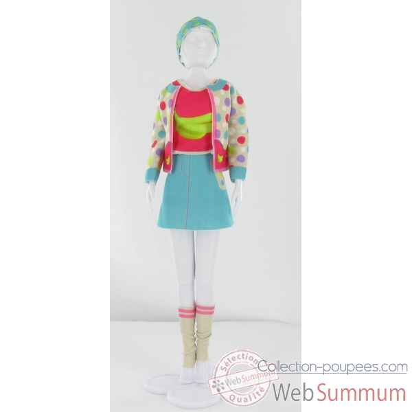 Candy banana Dress Your Doll -S244-0702