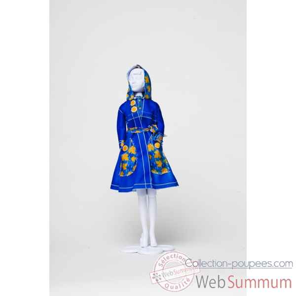 Fanny autumn Dress Your Doll -S412-0403