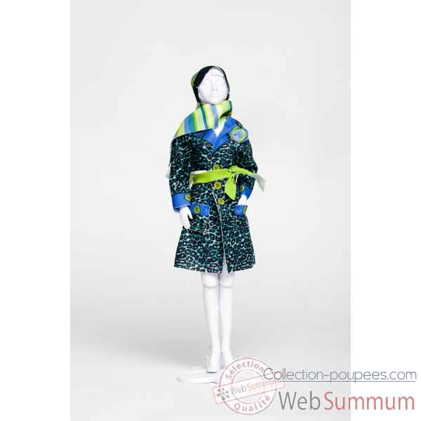 Judy panter Dress Your Doll -S213-0608