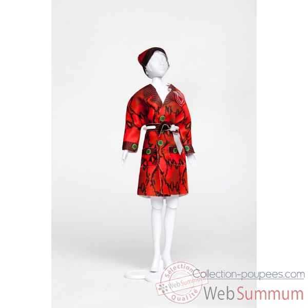 Judy snake Dress Your Doll -S213-0609