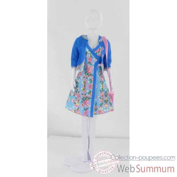 Patsy blossom Dress Your Doll -S311-0401