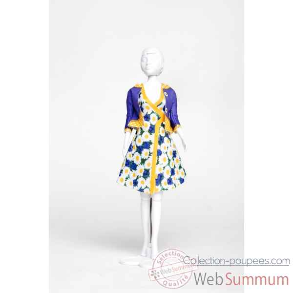 Patsy marguerite Dress Your Doll -S313-0404