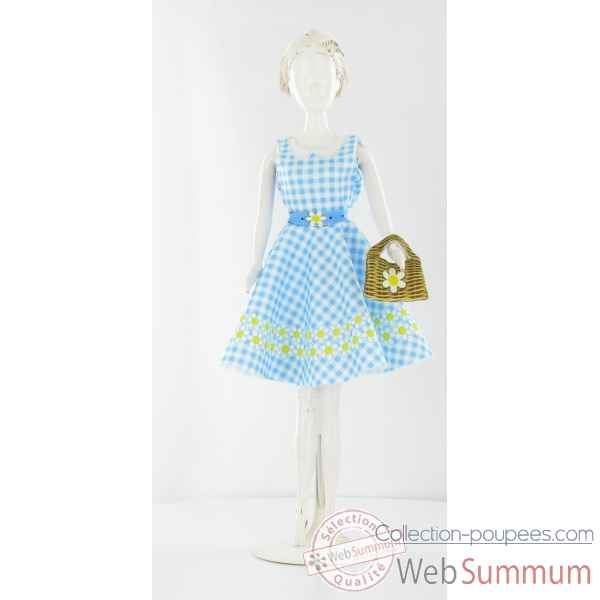 Peggy daisy Dress Your Doll -S310-0301