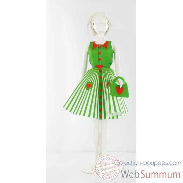Peggy hearts Dress Your Doll -S310-0303