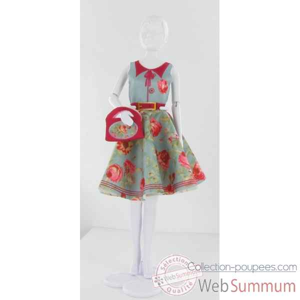 Peggy peony Dress Your Doll -S311-0307