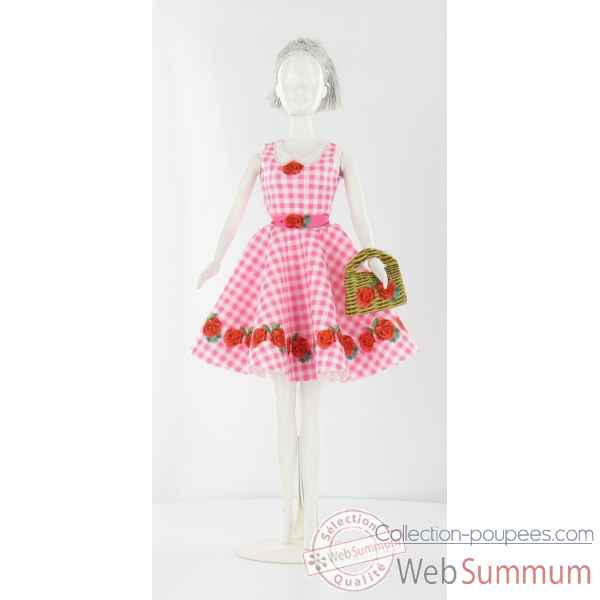 Peggy roses Dress Your Doll -S310-0305
