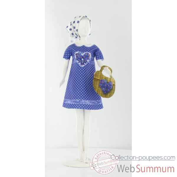 Twiggy forget-me-not Dress Your Doll -S210-0303