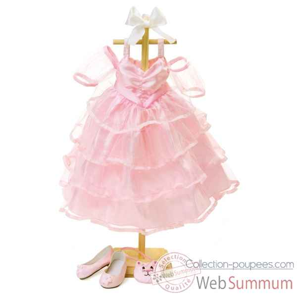 Ensemble de princesse rose Heart and Soul -heart_and_soul_23