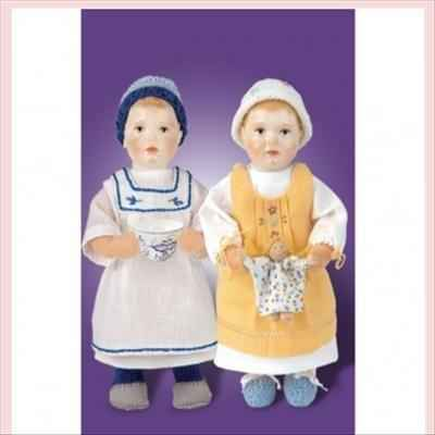 Poupee de collection kathe kruse edition limitee bambino anna, 300 pces -20003