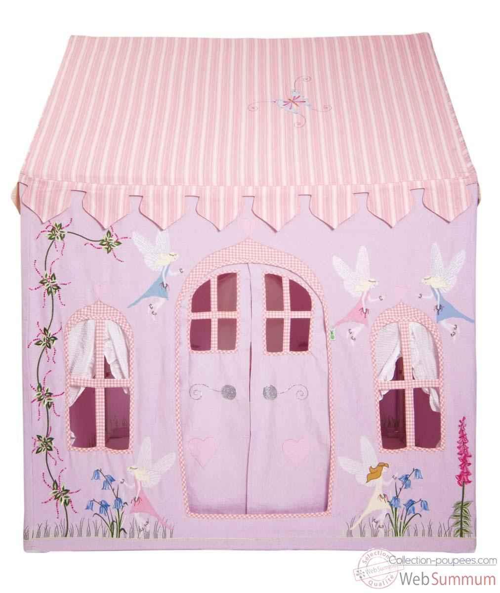 Maison En Tissu Enfant