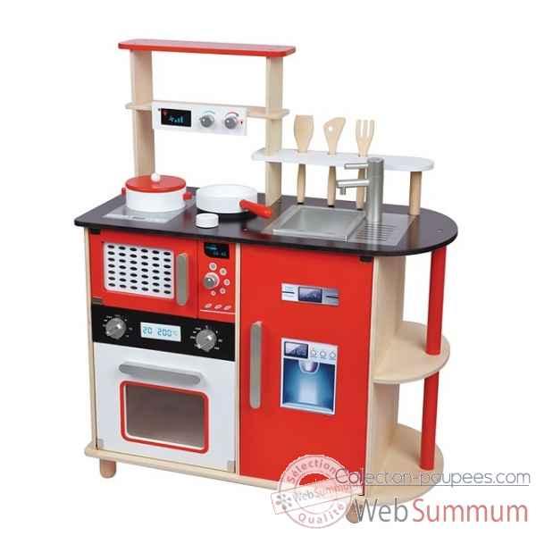 cuisine rouge janod avec des id es int ressantes pour la conception de la chambre. Black Bedroom Furniture Sets. Home Design Ideas
