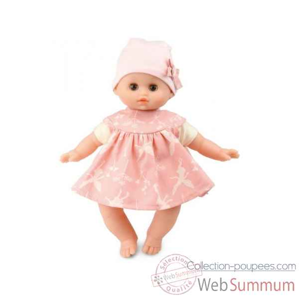 Petit calin ecolo doll 28 cm fee Petitcollin -632842