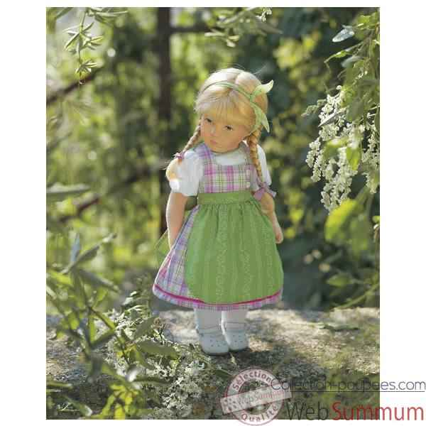 Poupee collection Kathe Kruse®  - Modele  PuppeIX Evi - 35701