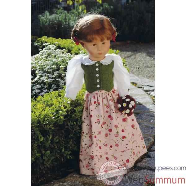 Poupee collection Kathe Kruse®  - Modele puppe VII, Hampelchen®Gitti - 47705