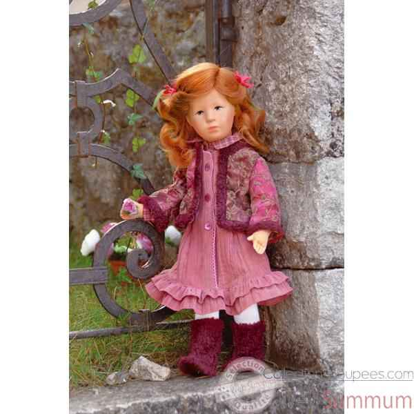 Poupee collection Kathe Kruse®  - Doll VIII, Lilla- 52805