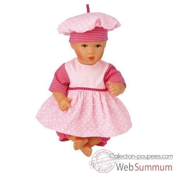 Video Kathe Kruse®  - Poupee barboton Angelina, 30 cm - 30701