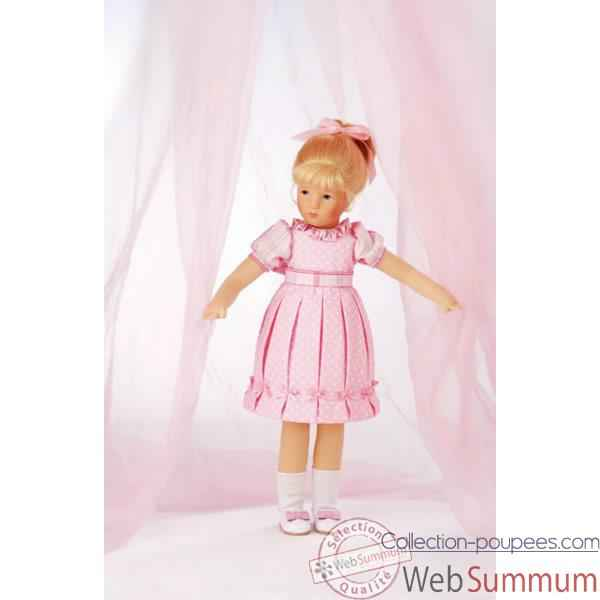 Video Kathe Kruse®  - Poupee de collection petite - fille mince, edition limitee - 46700
