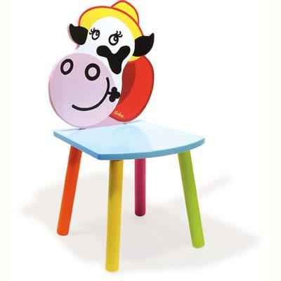 Video Chaise Rosy la vache - Vilac 8801