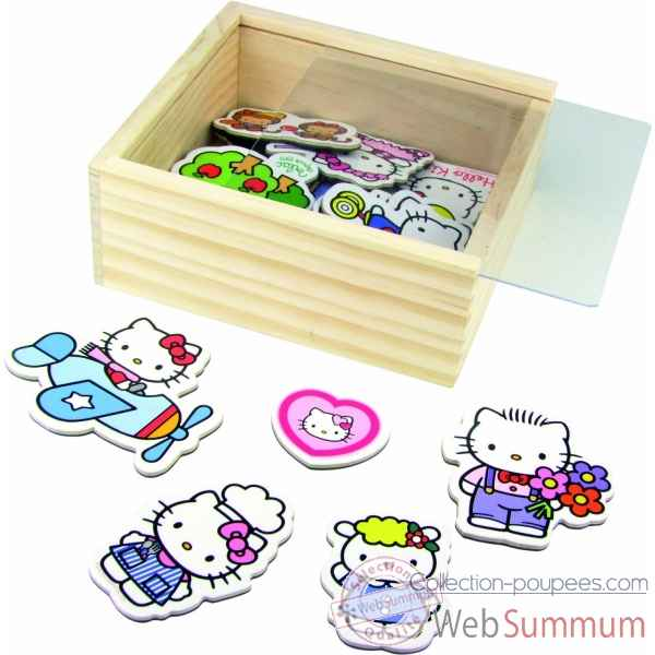 Magnets hello kitty vilac -4807
