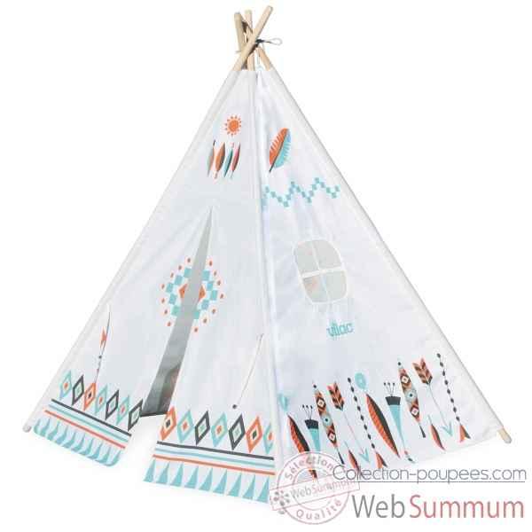 Tipi enfant, Tente indienne et Maison enfant tissu